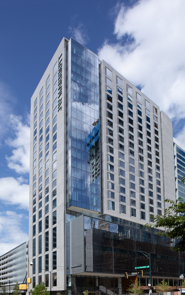 Project Profile: The JW Marriott Charlotte