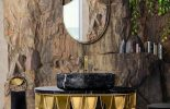 Intense Green Bathroom Designs To Astonish