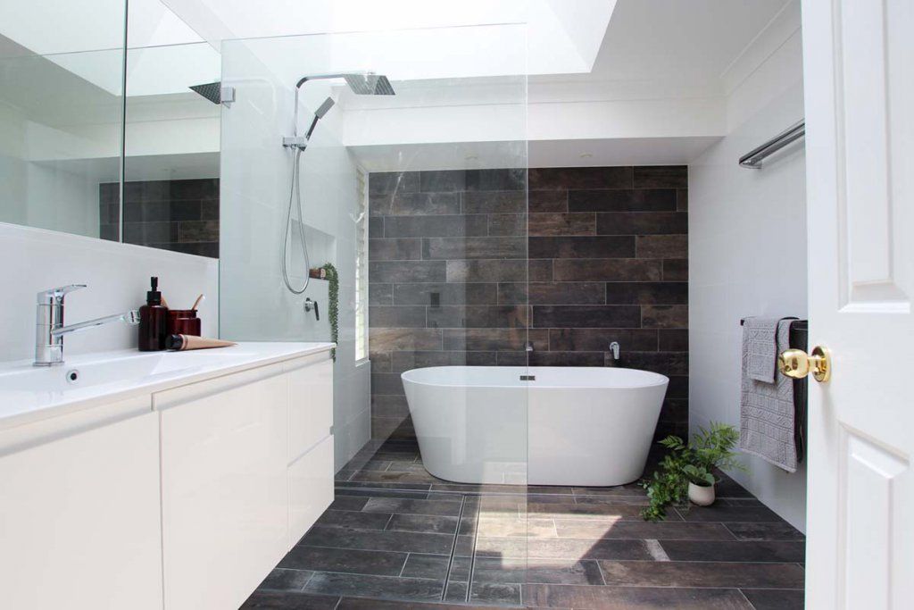5 Peaceful Palettes for Your Bathroom Renovation